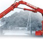 Ferrari Articulating Cranes