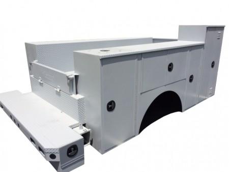 HT50 Crane Service Body